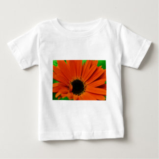 High Quality Floral Photo Baby T-Shirt