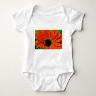 High Quality Floral Photo T-shirt