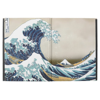 "High Quality Great Wave off Kanagawa by Hokusai iPad Pro 12.9"" Case"