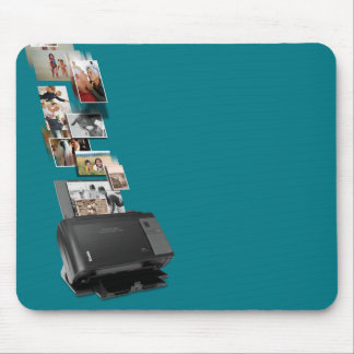High-Quality/High-Speed Photo Scanning Mousepad