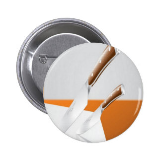 High-quality knives design buttons