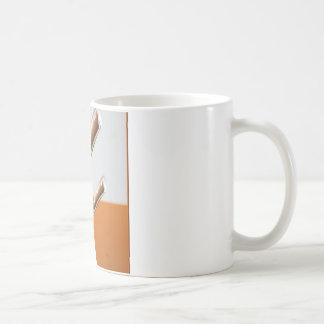High-quality knives design coffee mug