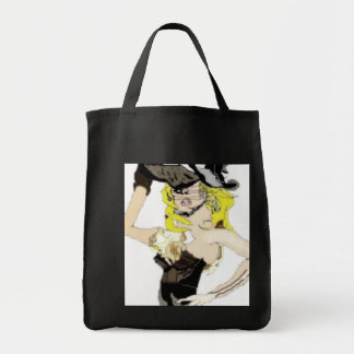 High Quality Portrait Tote Bag