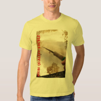 High Quality Tackle T-Shirt