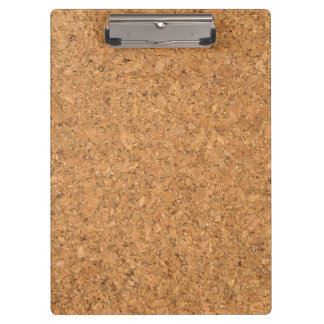 High Quality Texture Of The Cork Board Clipboards