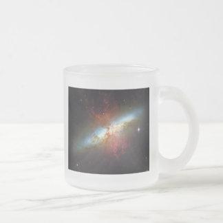 High Rate Star Formation Starburst Galaxy M82 Mug