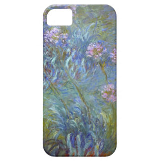 High Res Claude Monet Agapanthus iPhone SE/5/5s Case