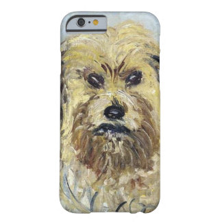 High Res Claude Monet Head Of A Dog Barely There iPhone 6 Case