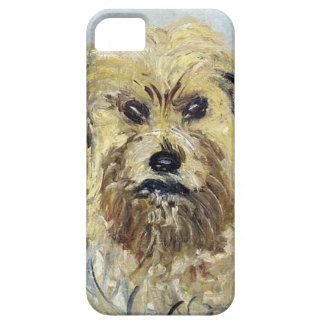 High Res Claude Monet Head Of A Dog iPhone SE/5/5s Case