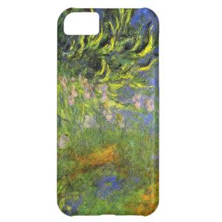 High Res Claude Monet  Iris at the sea-rose pond iPhone 5C Case
