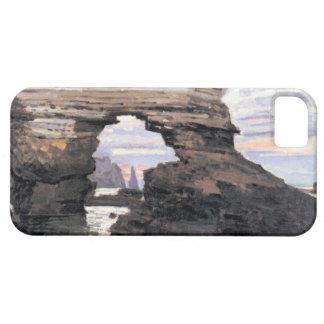 High Res Claude Monet La porte Amont iPhone 5 Case
