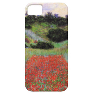 High Res Claude Monet Poppy Field iPhone 5 Cover