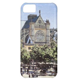 High Res Claude Monet Saint-Germain l'Auxerrois iPhone 5C Covers