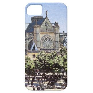 High Res Claude Monet Saint-Germain l'Auxerrois iPhone SE/5/5s Case