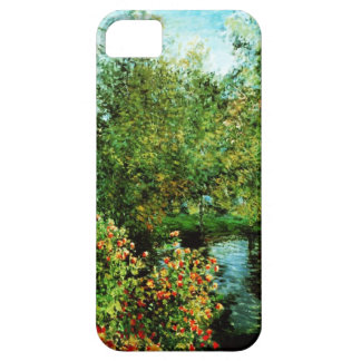 High Res Claude Monet  Stiller Winkel iPhone SE/5/5s Case