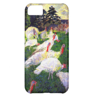 High Res Claude Monet The Gobbler iPhone 5C Cover