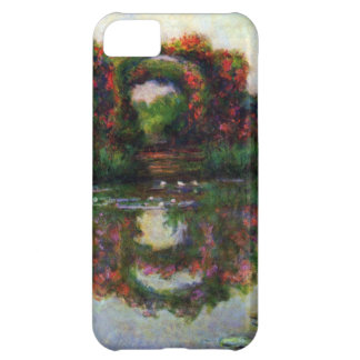 High Res Claude Monet The Rose Elbow iPhone 5C Covers