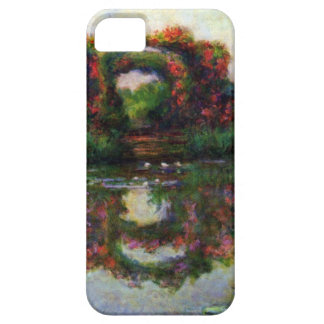 High Res Claude Monet The Rose Elbow iPhone 5 Case