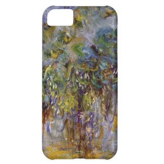 High Res Claude Monet wisteria iPhone 5C Cases