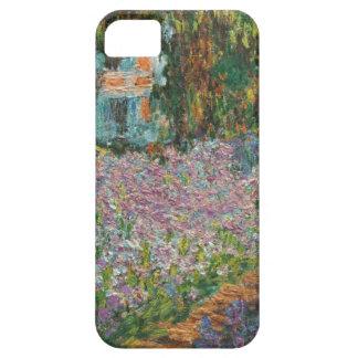 High Res Irises in Monet's Garden iPhone 5 Cases