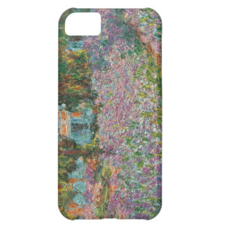 High Res Irises in Monet's Garden Case For iPhone 5C