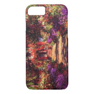 High Res Monet Path iPhone 8/7 Case