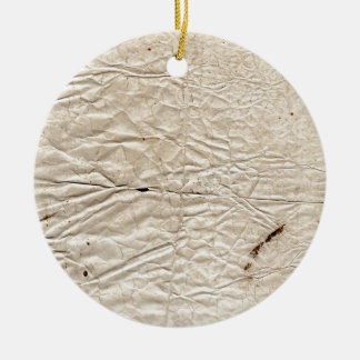 High Res Paper Ceramic Ornament