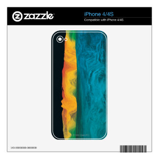 High Resolution Gravity Data iPhone 4 Decal