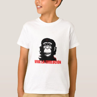 High Resolution Viva La Evolución T-Shirt