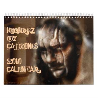 High Rez by Catbones 2010 Calendar