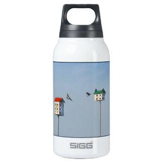 High-Rise Bird Condo Thermos Bottle