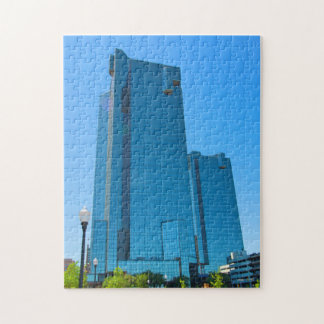 High Rise Fort Worth Jigsaw Puzzle