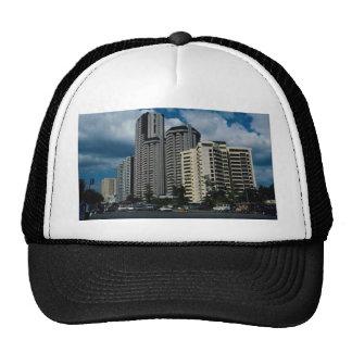 High-rise, Manila, Philippines Trucker Hat