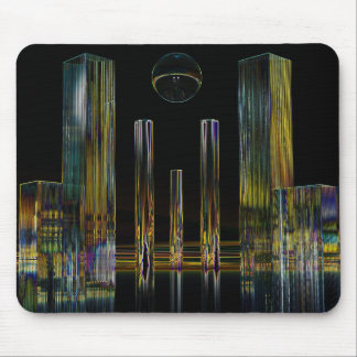 High Rise Neon Mouse Pads