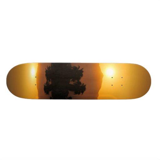 high rise skateboard decks