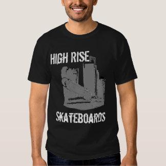 High Rise Skateboards Tee Shirt