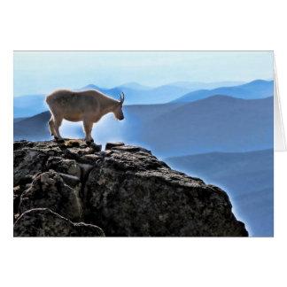High Rockies Sentinel Card