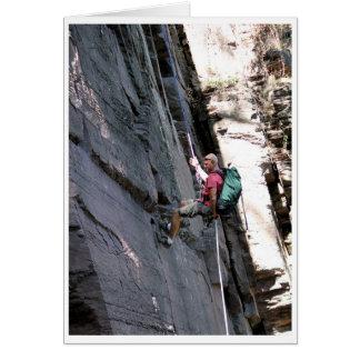 High Rocks Climber - Confidence Card