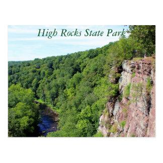 High Rocks State Park Postcard