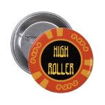 High Roller Button