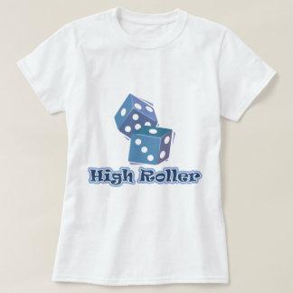 High Roller - Dice Games T-Shirt