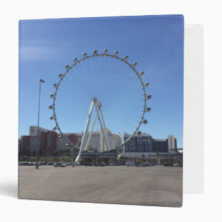High Roller Ferris Wheel Las Vegas #2 Binder
