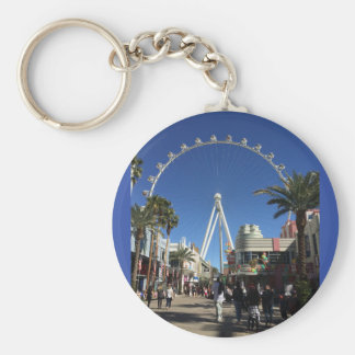 High Roller Ferris Wheel Las Vegas Keychain