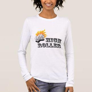 high roller long sleeve T-Shirt