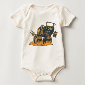 High Roller Stroller Baby Bodysuits