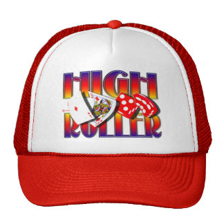 HIGH-ROLLER TRUCKER HAT