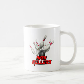 High Rollers Bowling Coffee Mug
