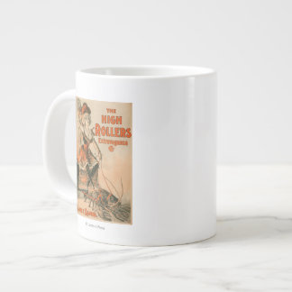 "High Rollers Extravaganza ""Mamie Lamb"" Play Giant Coffee Mug"