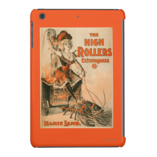 "High Rollers Extravaganza ""Mamie Lamb"" Play iPad Mini Case"