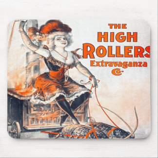 High Rollers Extravaganza Mousepad